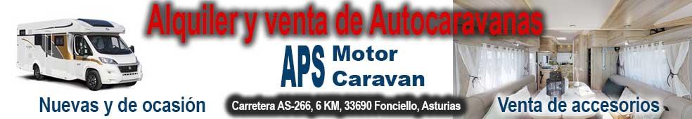 Aps Motor Caravan - Autocaravanas nuevas y usadas