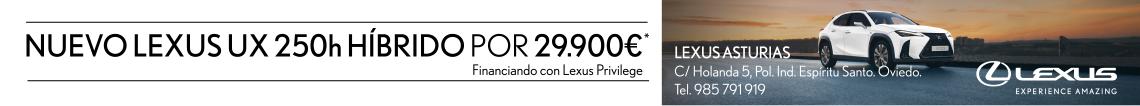 Lexus Asturias