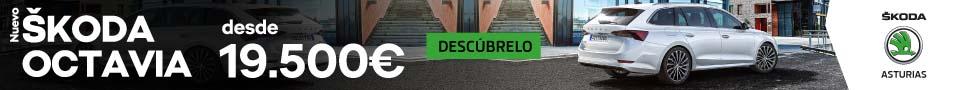 Tu Škoda en Asturias