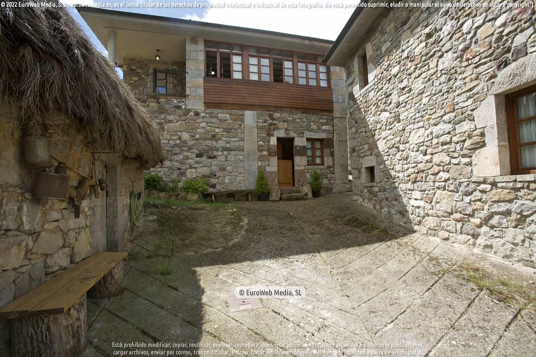 Casa rural La Casa de Arriba