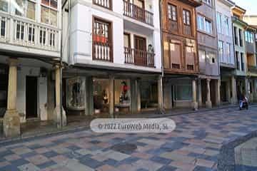 Conjunto de la calle del Rivero
