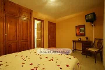 Habitación 323. Hotel La Rivera
