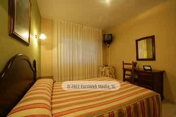 Habitación 120. Hotel La Rivera