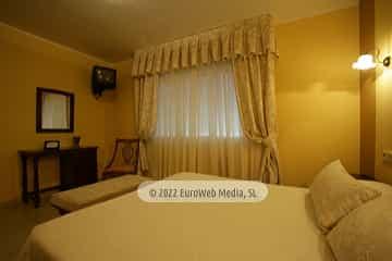Habitación 125. Hotel La Rivera