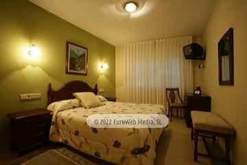 Habitación 220. Hotel La Rivera