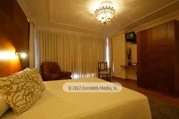 Habitación 322. Hotel La Rivera