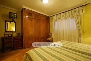 Salón comedor. Hotel La Rivera