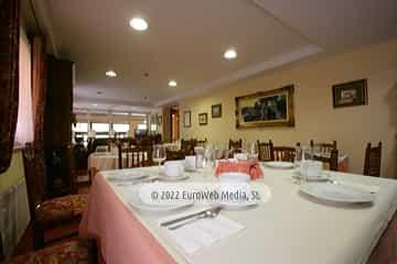 Recepción. Hotel La Rivera
