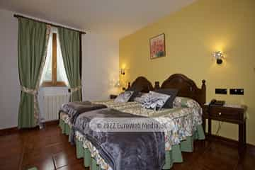 Habitación 107. Hotel rural La Ercina