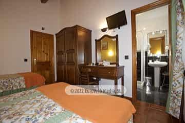 Habitación 108. Hotel rural La Ercina