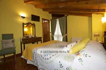 Habitación 201. Hotel rural La Ercina
