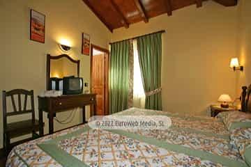 Habitación 202. Hotel rural La Ercina