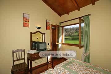 Habitación 203. Hotel rural La Ercina