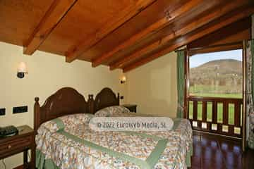 Habitación 204. Hotel rural La Ercina