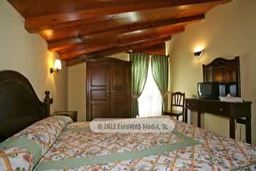 Cafetería. Hotel rural La Ercina
