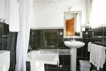 Recepción. Hotel rural La Ercina