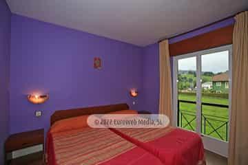 Habitación 3. Pensión Casa Pepe