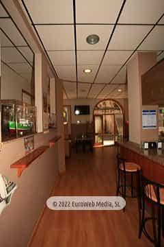 Café Bar. Hotel Plaza