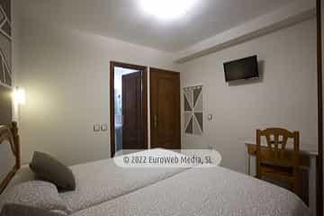 Habitación 3. Hotel Plaza