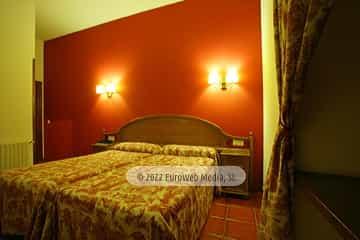 Habitación 001. Hotel Puente Romano