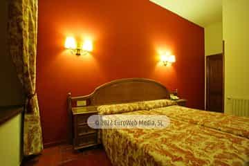 Habitación 002. Hotel Puente Romano