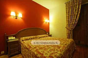 Habitación 101. Hotel Puente Romano
