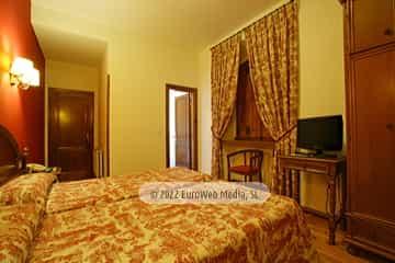 Habitación 102. Hotel Puente Romano