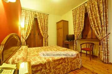 Habitación 103. Hotel Puente Romano