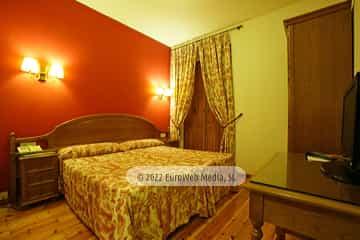 Habitación 104. Hotel Puente Romano