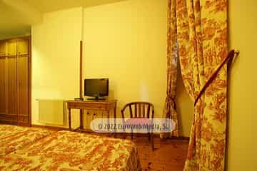 Habitación 105. Hotel Puente Romano