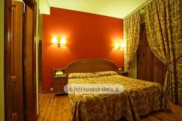 Habitación 106. Hotel Puente Romano