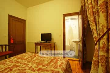 Habitación 107. Hotel Puente Romano