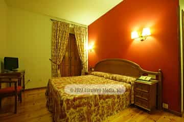 Habitación 108. Hotel Puente Romano
