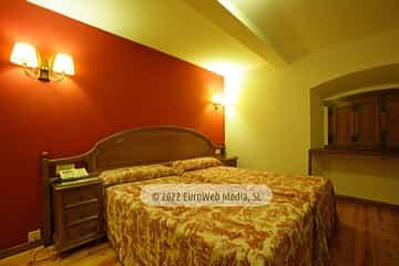 Habitación 201. Hotel Puente Romano