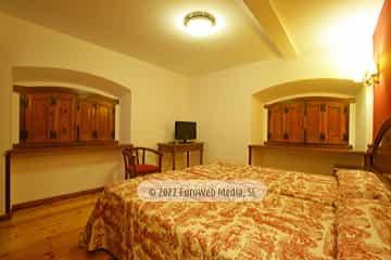 Habitación 202. Hotel Puente Romano