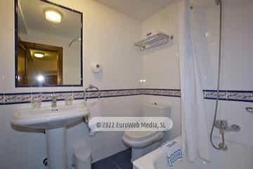 Habitación 204. Hotel Puente Romano