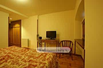 Habitación 205. Hotel Puente Romano