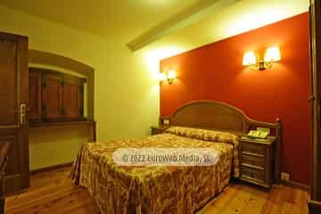 Habitación 207. Hotel Puente Romano