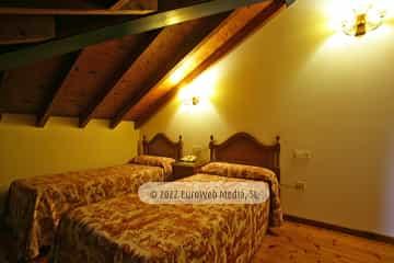 Habitación 302. Hotel Puente Romano