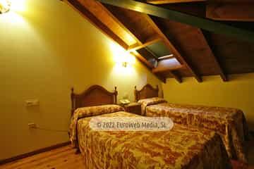 Habitación 303. Hotel Puente Romano