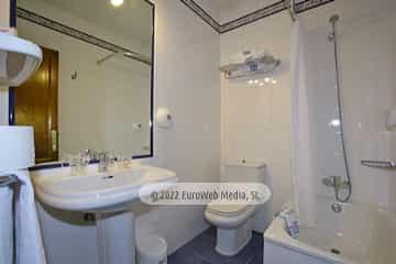 Habitación 304. Hotel Puente Romano