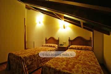 Habitación 305. Hotel Puente Romano