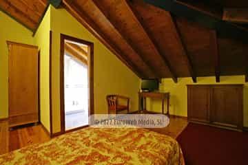 Habitación 306. Hotel Puente Romano