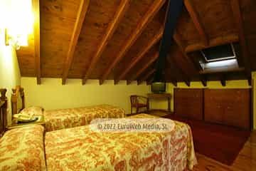 Habitación 307. Hotel Puente Romano