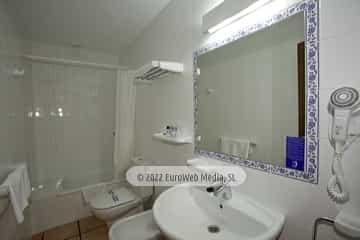 Habitación 34. Hotel Villa de Cabrales