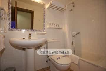 Habitación 35. Hotel Villa de Cabrales