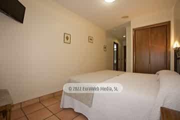 Habitación 24. Hotel Villa de Cabrales