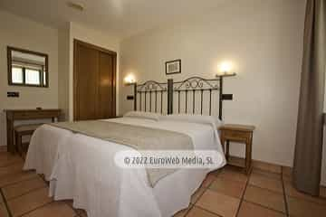 Habitación 25. Hotel Villa de Cabrales