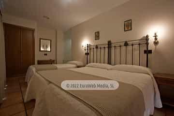 Habitación 11. Hotel Villa de Cabrales