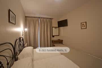 Habitación 12. Hotel Villa de Cabrales